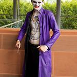 Cosplay, Cosplayer, Male, Comics, DC Comics, Batman, The Joker, Mistah J, Film, Video Games, TV, Animation, Criminal, Evil, Psychopath, Mob Boss, Gangster, Villain, Jacket, Pants, Boots, Kni ...