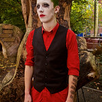NW Cosplay Summer Meet 2016, Cosplay, Cosplayers, Female, Comics, DC Comics, Comics, Video Games, Animation, Cartoons, Puddin, Mr J, Batman, Suicide Squad,  Gotham, Shirt, Pants, Trousers, B ...