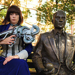NW Cosplay Halloween Meet 2016, Cosplay, Cosplayer, Female, Video Game, First Person Shooter, Playstation 4, Playstation 3, Xbox 360, Xbox One, PC, Windows, Bioshock, Bioshock Infinite, Eliz ...